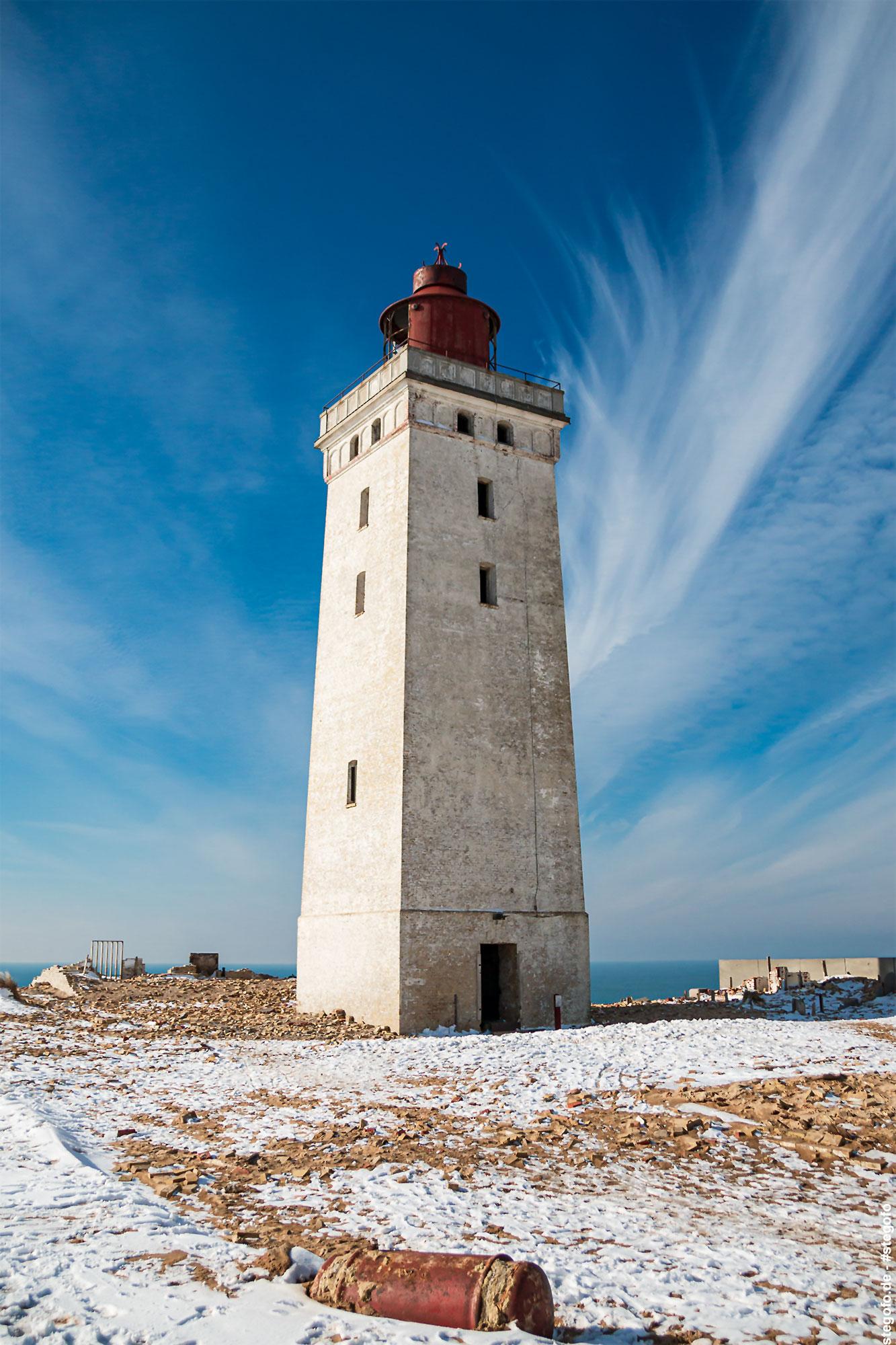Der Leuchtturm - Rubjerg Knude Fyr