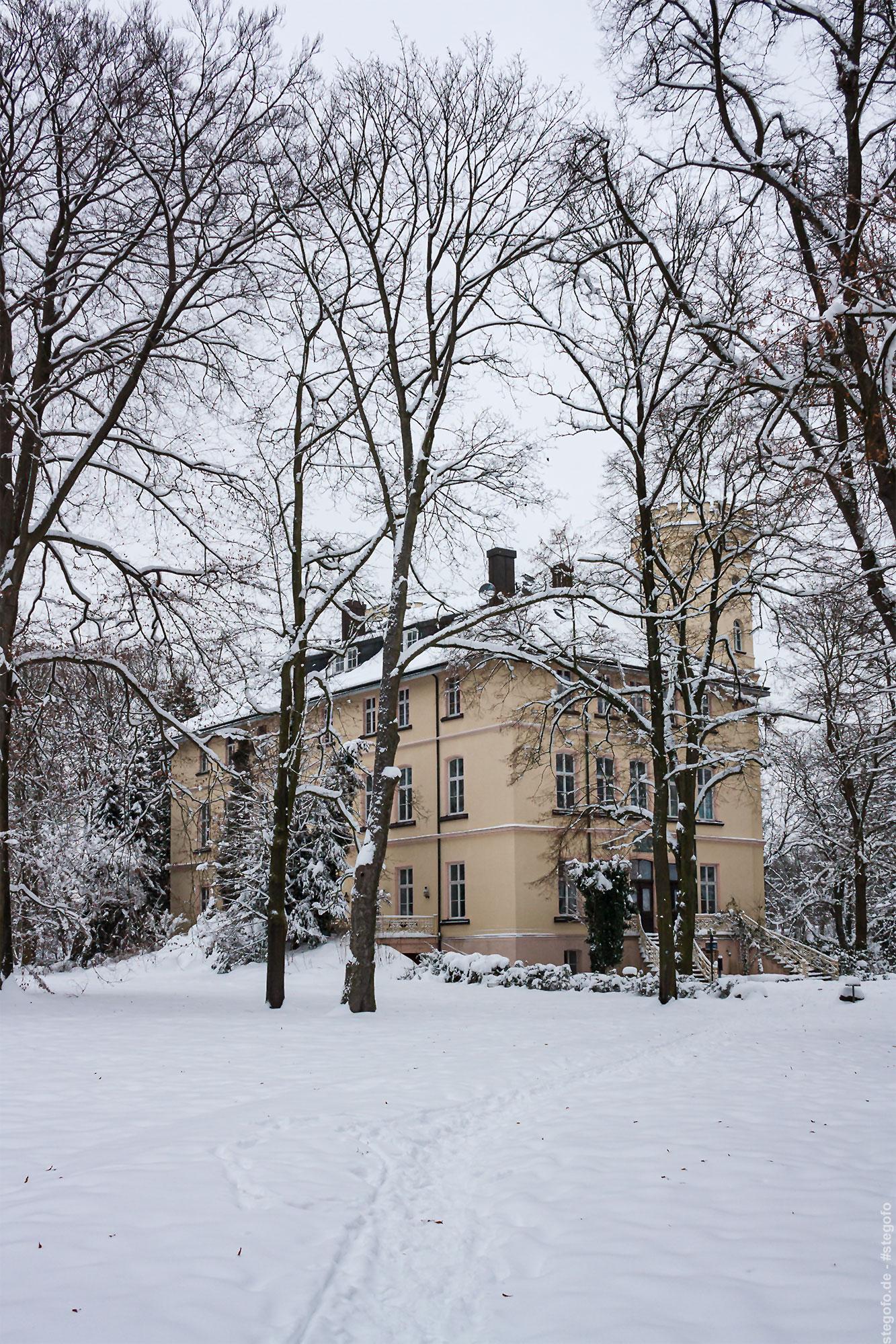 Das Schloss Schwansbell