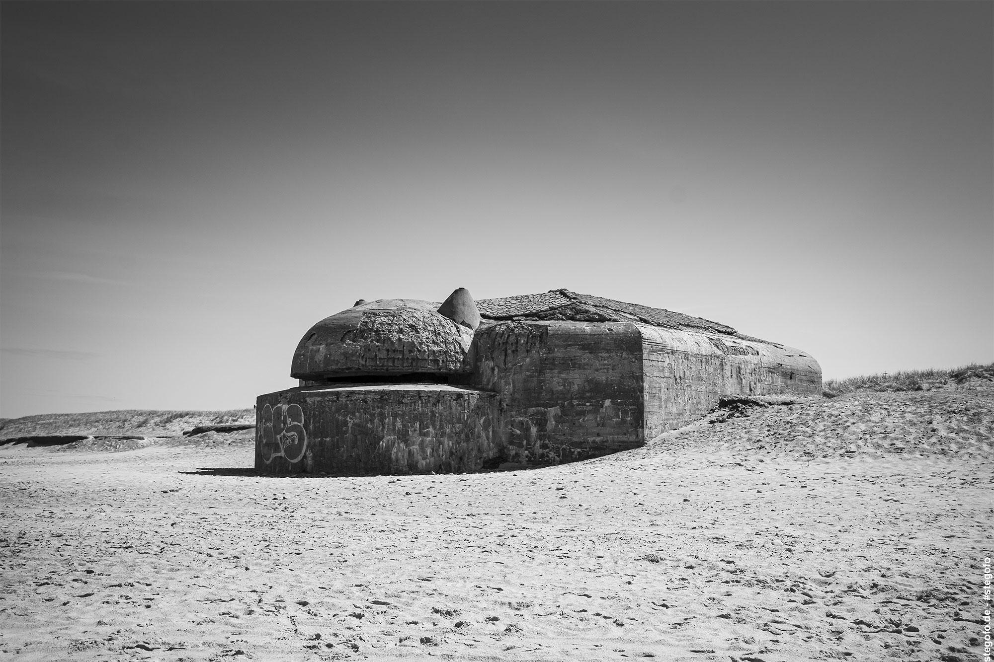 Ein Bunker mit Aussicht