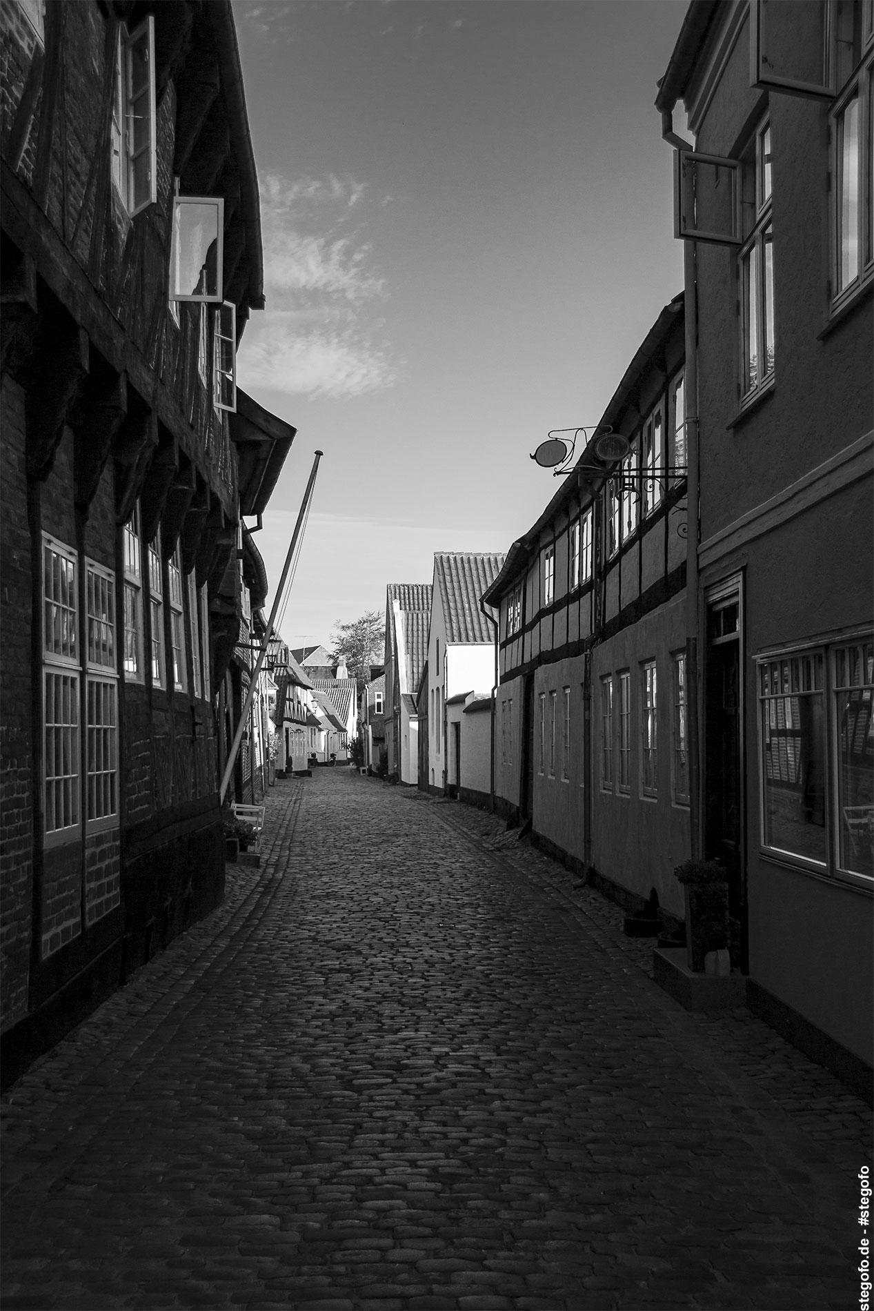 Die verschlafende Stadt Ribe (08.2019)