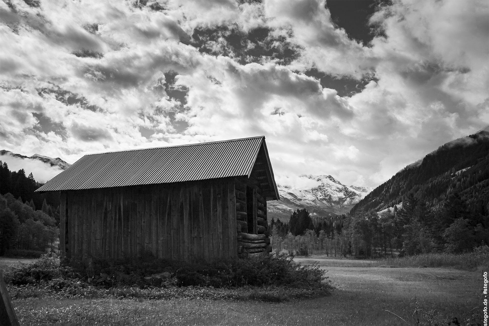 Die kleine Hütte
